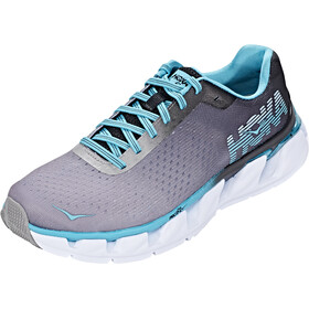 Hoka One One Elevon Running Shoes Women black/bluebird